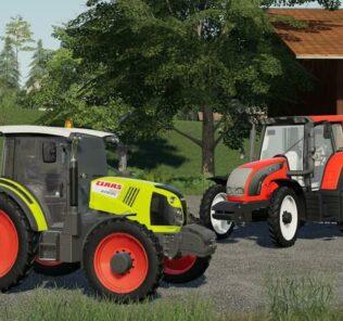 Claas Arion 420 V1.19 Mod for FS19 – Farming Simulator 2019