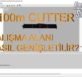 Dynaflex 9255 100M Cutter V1.0 Mod for FS19 – Farming Simulator 2019