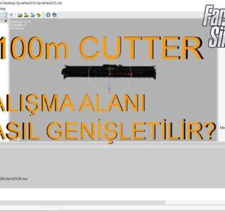 Dynaflex 9255 100M Cutter V1.0 Mod for FS19 – Farming Simulator 2019