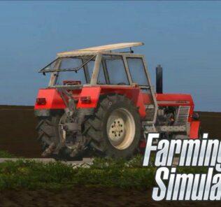 Ursus 1201 V1.0.0.0 Mod for FS19 – Farming Simulator 2019