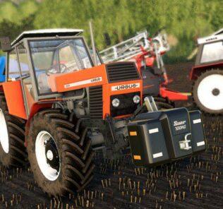 Ursus 1224-1614 V2.0.0.0 Mod for FS19 – Farming Simulator 2019