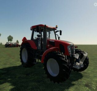 Ursus 15014 Convert Mod for FS19 – Farming Simulator 2019