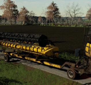 Bruns 25G V2.0 Mod for Farming Simulator 2019 (FS19)