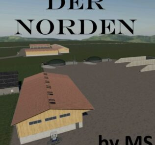 Der Norden V1.0 Mod for Farming Simulator 2019 (FS19)