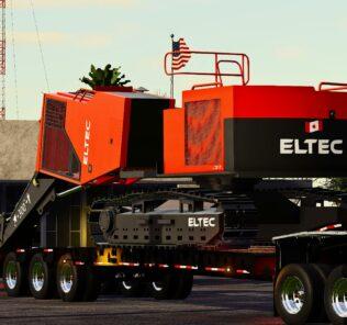 Eltec Ll317L V1.0 Mod for Farming Simulator 2019 (FS19)