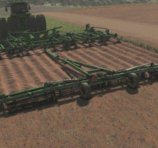 John Deere 200 Cultivator Mod for Farming Simulator 2019 (FS19)