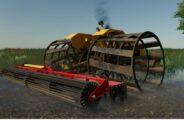Rotovator Mr V1.0 Mod for Farming Simulator 2019 (FS19)