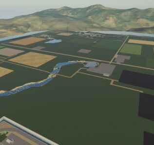 Upper Lake Farm V1.0 Mod for Farming Simulator 2019 (FS19)