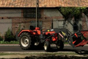 Ursus C360 3P Edit Mod for Farming Simulator 2019 (FS19)