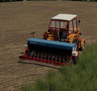 FS19 Isaria 6000/S 3M V1.0 Mod [Farming Simulator 19 Mods]