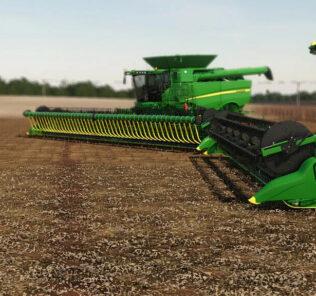 FS19 Pack John Deere 700Fd V1.5 Mod [Farming Simulator 19 Mods]