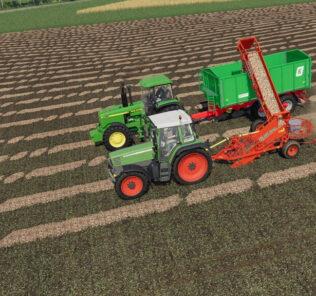 FS19 Sugar Beet Harvester Pack V1.0 Mod [Farming Simulator 19 Mods]