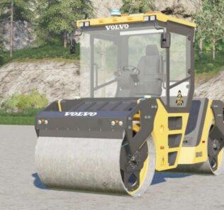FS19 Volvo Dd105 Mod [Farming Simulator 19 Mods]